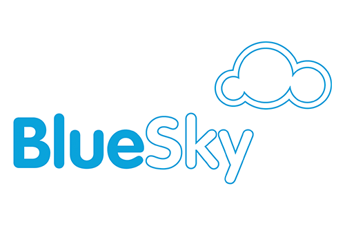BlueSky Education Logo