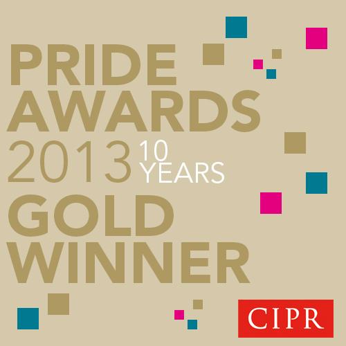 PRide 2013 Gold