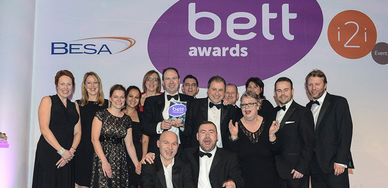 Livewire at the BETT Awards